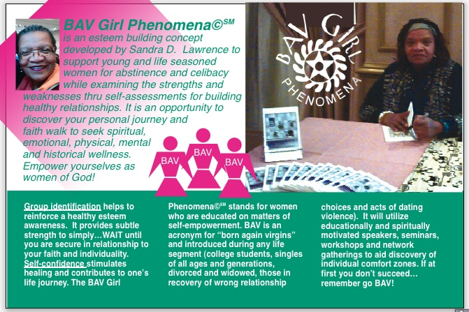 Bav Girl Post Card